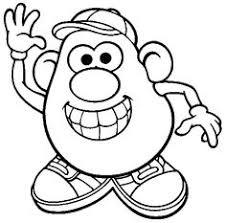 mr potato head drawing. Delighful Head Throughout Mr Potato Head Drawing D