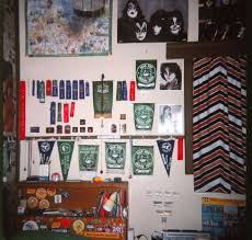 image teenagers bedroom. Teenagers 1980s Bedroom Walls Image