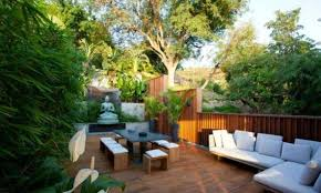 Landscaping And Outdoor Building , Outdoor Terrace Decorating Ideas : Patio  Terrace Decorating Ideas With Buddha