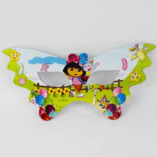 Mask Decorating Supplies Wholesale Birthday Party Decorations Kids Boy Girl Baby Happy 37