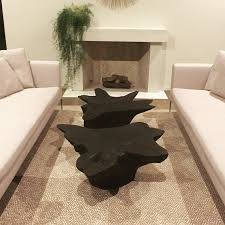 wood stump furniture. Tree Stump Table // Shou Sugi Ban Wood By Urbanmillworks Furniture S