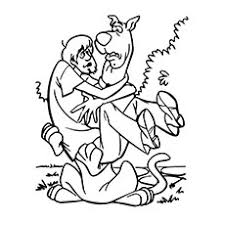 Small Picture Top 30 Free Printable Scooby Doo Coloring Pages Online