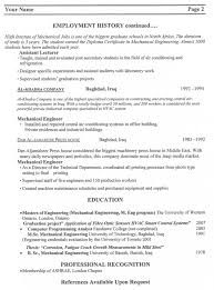 54 New Us Resume Format Resume Template