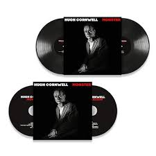 <b>Monster</b> CD + Signed 2LP | <b>Hugh Cornwell</b>