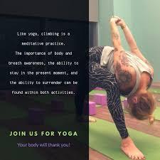 join us for yoga your body will thank you this week s yoga schedule 10 8 8 30 slow flow 10 10 8 30 yin yasa 10 12 7 00 yin yasa 10 13