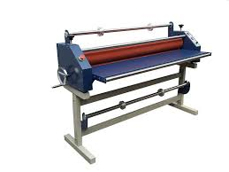 double side electric cold roll laminating machine 63inch