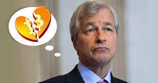 If he had it, how many more people did have as well? Jamie Dimon S Anti Romance With Bitcoin