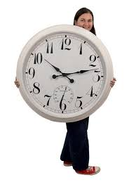 large outdoor clocks from 32 99