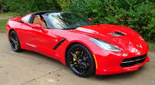 Chevrolet Corvette | Must Be This Tall To Ride