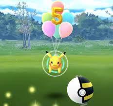 Pokemon Go Flying Pikachu: how to catch the 5th anniversary balloon Pikachu