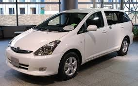 Toyota WISH | Tractor & Construction Plant Wiki | FANDOM powered ...