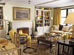 Beautiful Country Living Rooms