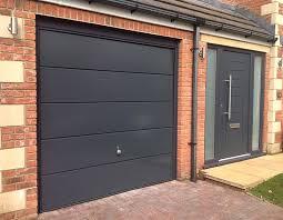 hormann garage doorHormann Finesse in 7016  Pennine Garage Doors