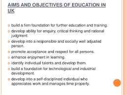a comparison between education in and uk 16