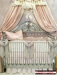 gorgeous pink and gold nursery tracey s fancy