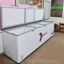 Tủ đông Sanaky Inverter 900 lít VH-1199HY3, 3 cánh Giá rẻ nhất T7/2021