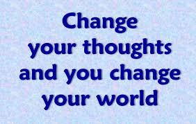 Quote On Change Stunning Famous Change Quote Change Your Thoughts And You Change Your World