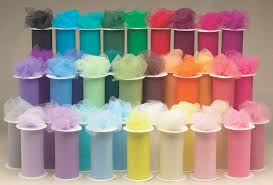 How to Decorate With Tulle