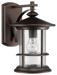 sanibel outdoor wall sconce rubbed bronze craftsman outdoor wall lights and