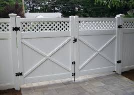 Vinyl fence double gate White Wooden Vinyl Fence Gate Vinyl Fence Driveway Gates Remarkable Ma Fencing In Amp Newton Decorating Ideas Vinyl Pinterest Vinyl Fence Gate Invaceonlinecom
