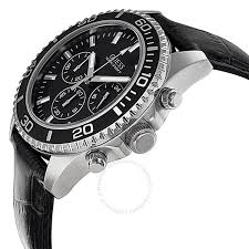 guess chronograph black dial black leather men s watch u0171g1 guess chronograph black dial black leather men s watch u0171g1
