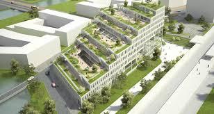 eco friendly office. Sozawe, Eco-Friendly Office By NL Architects Eco Friendly A