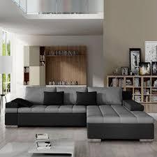 Mirjan24 Ecksofa Bangkok Stilvoll L Form Sofa Mit Schlaffunktion Und Bettkasten Wohnlandschaft Ecksofa Rechts Soft 011 Casablanca 2314