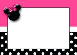 free minnie mouse invitation template free minnie mouse printable free mickey mouse printable invitations