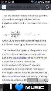 system equations 3x3 2 3 screenshot 3