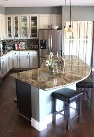 Astounding Round Kitchen Island Designs  About Remodel Kitchen - Kitchen island remodel