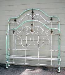 antique iron beds. Antique Twin Iron Bed Brilliant Vintage Metal Frame Best Ideas About Beds .