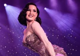 burlesque artist dita von teese teases her new year s eve show and other things on her mind l a weekly