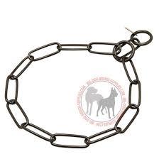 Herm Sprenger Size Chart Get Back Stainless Steel Fur Saver Collar Big Dog Training