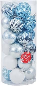 """<b>Набор новогодних шаров</b> """"Зимняя <b>сказка</b>"""", диаметр 6 см, 24 шт ..."""
