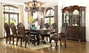 modern formal dining room furniture. Formal Dining Room Sets Chateau Traditional Cherry Furniture Set Modern