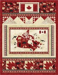 Best 25+ Quilts canada ideas on Pinterest | Canada 150, Fabric ... & Northcott Stonehenge Oh Canada 4 Adamdwight.com