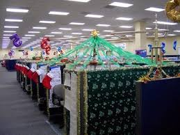 office holiday decor. Decorate Office Cubicles, Holiday Decor S