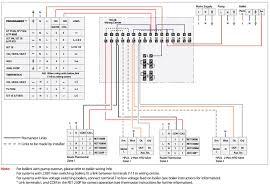 photos of danfoss central heating controls