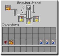 Amazing Minecraft Potions And How To Craft Potions
