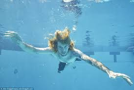 The man who as a baby featured in nirvana's iconic nevermind album cover has accused the band of sexual exploitation in a $150,000 lawsuit. Nirvana S Nevermind Album Baby Recreates Iconic Photo 25 Years Later Daily Mail Online