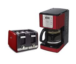 Commercial coffee toaster machine 1kg 2kg 3kg per batch with competitive manufacturer price , find. Oster 4 Slice Toaster With Extra Wide Slots And Mr Coffee 12 Cup Coffee Maker Tssttrwa4r Jwx36rr