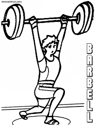 Small Picture Dumbbell coloring pages Coloring pages to download and print