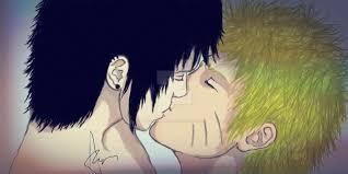 Naruto and Sasuke- Natural love by bouncing-tomato on DeviantArt