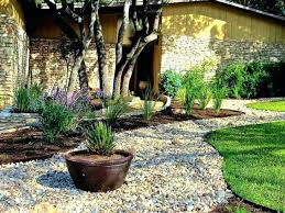 Backyard Landscape Design Plans Classy Pea Gravel Landscaping Ideas Awesome Appealing Pea Gravel