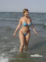 Amateur busty bikini fuck