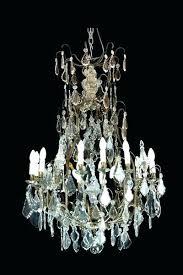 vintage murano glass chandelier vintage
