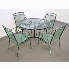 wrought iron vintage patio furniture. Large-size Of Fabulous Vintage Patio Furniture Wrought Iron Mid Century Wroughtiron Set I