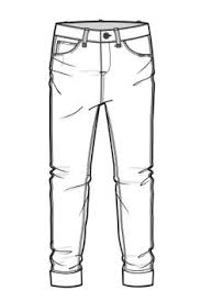 How To Draw Pants Trousers Paintings Search Result At Paintingvalley Com
