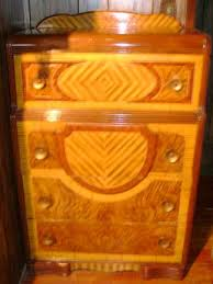 art deco furniture restoration. dianeu0027s waterfall chest art deco furniture restoration a