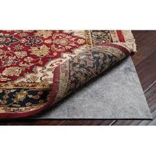 surya felted pad indoor reversible premium 10 foot round rug pad sr padf 10rd